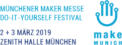 Make Munich 2019 (2nd/3rd May)